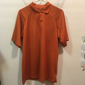 Columbia men's polo style shirt size Medium